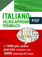 Italiano Veloce Apprendimento - Sarah Retter