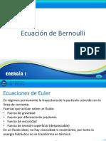 3.1 MF Ecuación de Bernoulli (1)