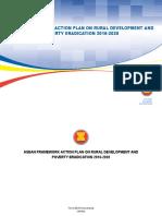 06 ASEAN Framework Action Plan Rural Development