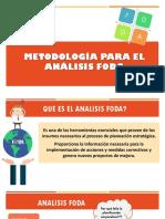 Metodologia Para El Analisis Foda