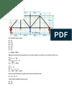 Calculos de La Estructura