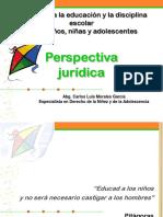 Presentación Derecho a La Educación-disciplina Escolar Gustavo Villalobos La Villa