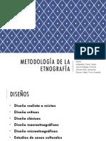 Metodología de La Etnografía Vict.remasterizado