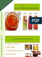 1.2 Productos de Frutas (1)