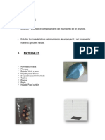 INFORME 5 de laboratorio de fsiica 1