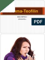 Teofilin Asma