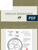 Ted Naiman Hyperinsulinemia