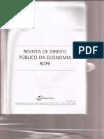 Revista de Direito Público da Economia