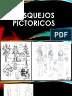 Bosquejos PICTORICOS