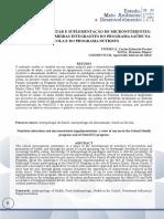 Educacao Alimentar e Suplementacao de Micronutrientes