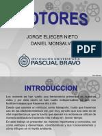 Presentacion de Motores Jorge y Daniel