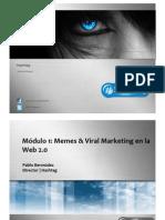 Memes & Viral Marketing en La Web 2.0   Propagación y Adherencia (Stickinesss & Spreadibility)