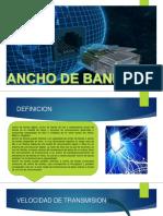 Modulo 1 Ancho de Banda