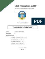 TRABAJO PLANEAMIENTO TRIBUTARIO.docx
