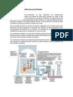Planta Generadora de Energía Eléctrica