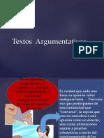 Argument a Rivo