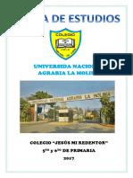 Ficha de Estudios