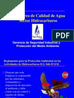 monitoreo calidad del agua sector HC.ppt