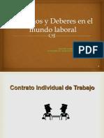 M3 Derecho Laboral