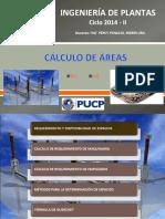 Ingeniería de Plantas 12 - Calculo de Areas PMARIN