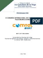 Programacion_COMTEL_2017