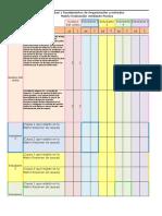 Matriz de Evaluacion Mediante Puntos