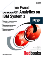 Redbook - Real Time Detection Fraud SPSS i2