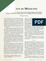 Xray in Medicine