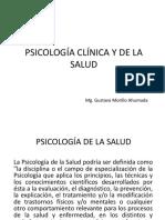 Clase 1 Psicologia Clinica y de La Salud