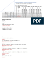 4.-Regresion Lineal Multiple de Manera Tabular y Minitab