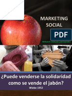 Marketing Social Introducción