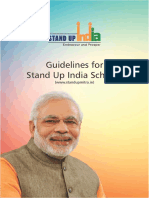 Stand Up India - Brochure - English