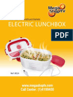 Manual de electric Lunch