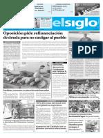 Edicion Impresa El Siglo 23-10-2017