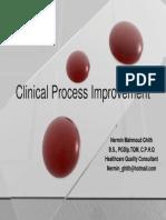 Clinical Process Improvement