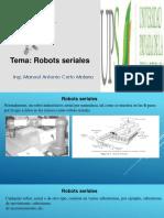 robots seriales