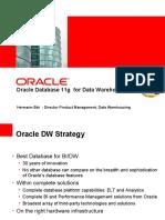 Oracle Database 11g  for Data Warehousing.pdf