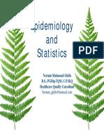3 Epidemilogy & Statistics