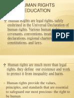 Social Dimension Human Rights