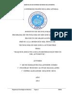 Tesis de Grado- Maqueta Didactica de Los Sistemas Electricos Del Automovil-1