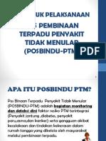 Posbindu Ptm Edit