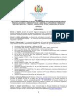 Reglamento ESFM UA