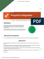 Presentación Del Módulo_ Proyecto Integrador