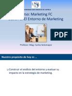 Sesin 3 El Entorno de Marketing