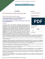 Uso Del Inmunoferón en El Tratamiento de La Estomatitis Aftosa Recurrente (2006)