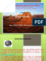 Curso Geologia General-Introduccion
