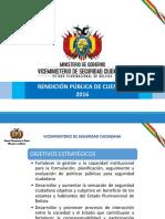 regimen de seguridad social en bolivia