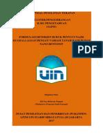 Cover Proposal Penelitian Terapan