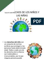 Los Derechos de Los Niños y Las Niñas