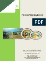Cover Program Kerja Ponek